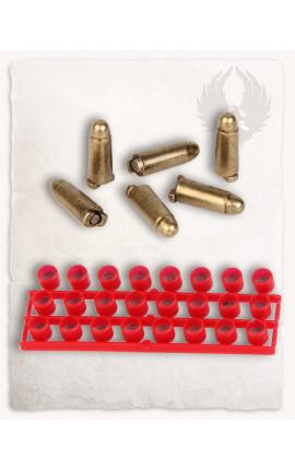 Bullets for decoration pistols