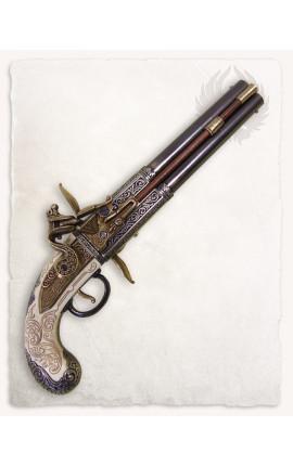 Pistolet Bartolomew Roberts