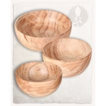 Ada wooden bowl