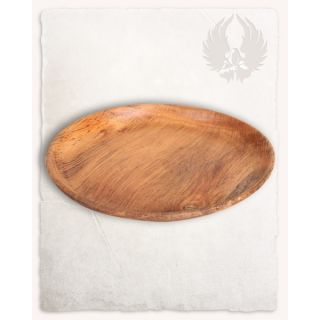 Ada wooden plate