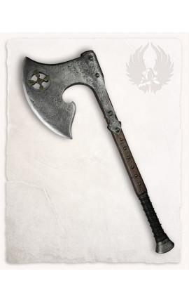 Baruk battle axe