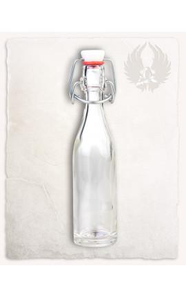 Butelka nr 1 trójkątna z zamknięciem pałąkowym 40 ml
