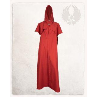 Abraxas coat red