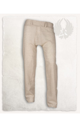 Ranulf Thorsberg trousers - linen -limited edition