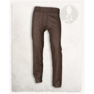 Spodnie Ranulf Thorsberg - lniane - edycja limitowana