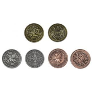 Air-element coins
