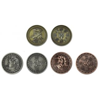 Water-element coins