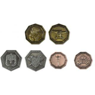 Monety krasnoludów