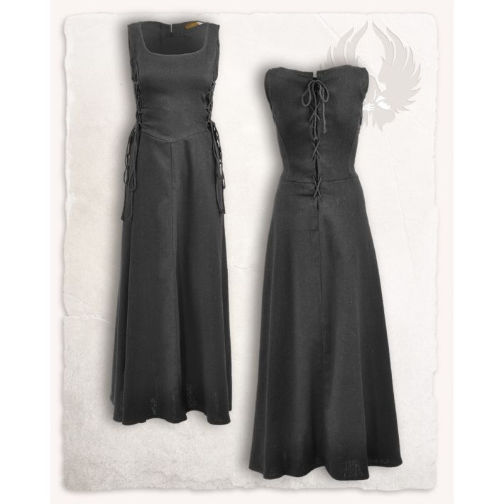 Suknia Uma - płótno
