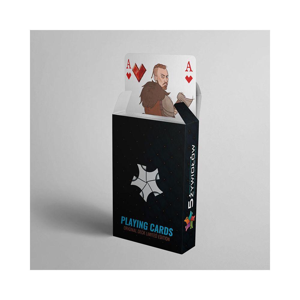 Karty do gry 5 Żywiołów