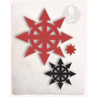 Naszywka - gwiazda chaosu