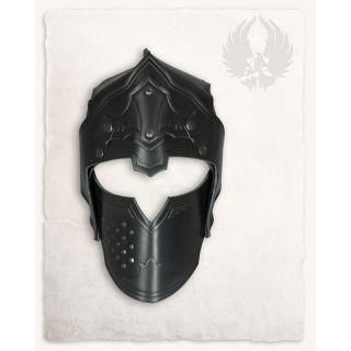 Hełm Antonius deluxe - czarny