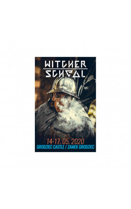 Witcher School bilet 05-08 kwiecień 2018