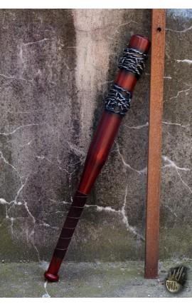 Pałka z drutem kolczastym