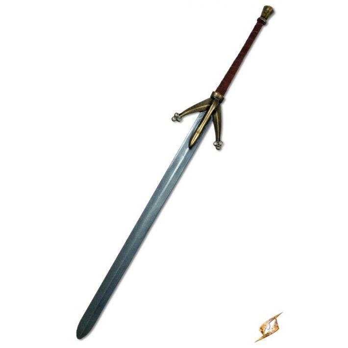 Szkocki miecz obosieczny - 140 cm Druga Jakość