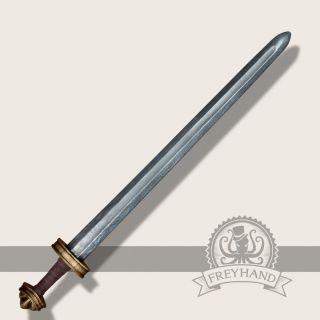 Miecz Długi Olaf (złoty) - 98 cm druga jak