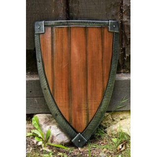 Crusader Shield - wood