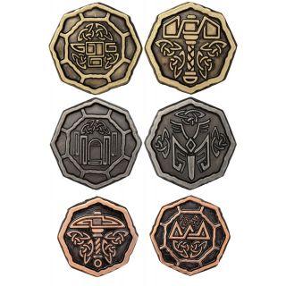 Starodawne monety krasnoludów