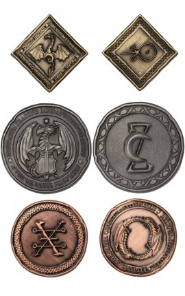 Egyptian coins