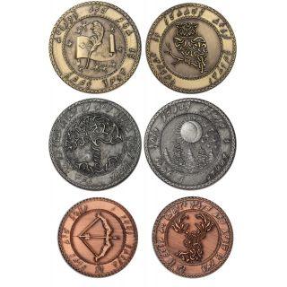 Monety elfów