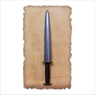 Replica Dagger Type II Rondel Dagger