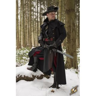 Coat Hellsing - Epic Black - XL