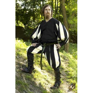 Landsknecht Pants - Epic Black/Off-white 301140S Iron Fortress