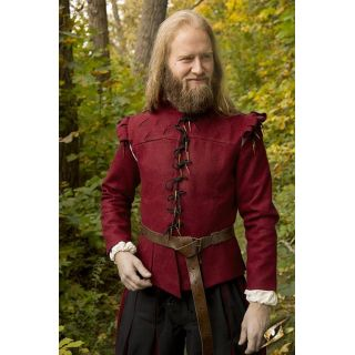 Doublet Aramis - Dark Red - XL