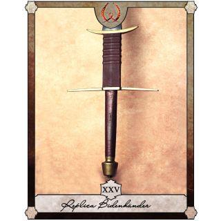 Miecz dwuręczny - Replica - typ XXV