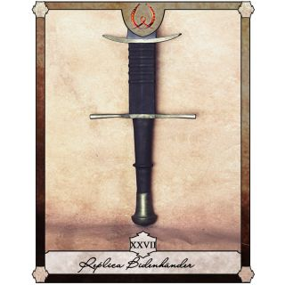 Two-handed sword - Replica - typ XXVII