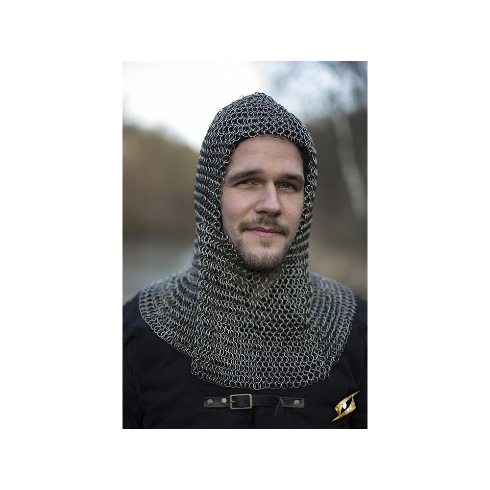 Chainmail Hood - Alaric - M 20013550 Iron Fortress