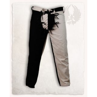 Gustav Pants - black/green
