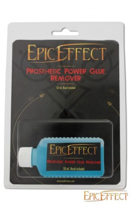 Prosthetic Power Glue Remover