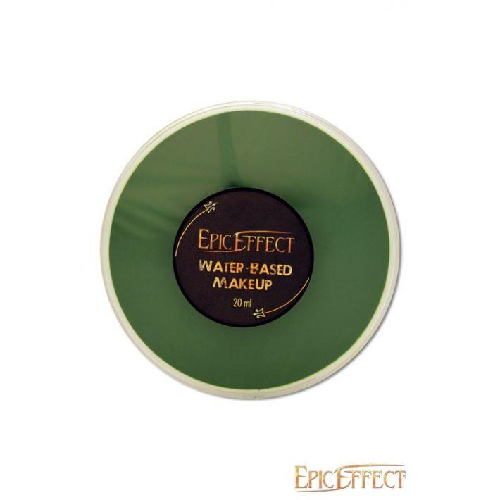 Water Based Make Up - Dark Green