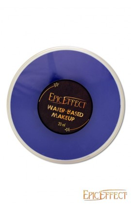 Water Based Make Up - Royal Blue K360708 Iron Fortress