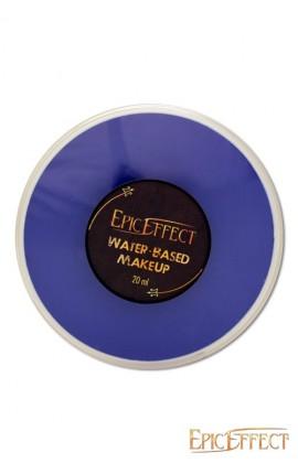 Wodna farba do twarzy i ciała - Błękit królewski