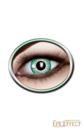 One Tone Lenses - Green EEa08 Iron Fortress