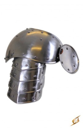 Shoulder Plates Warrior - S 200310S Iron Fortress