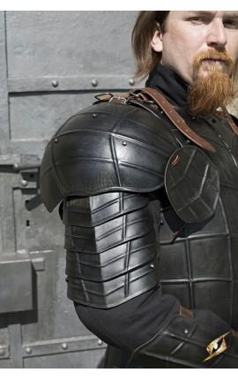 Shoulder Plates Dark Drake - M/L/XL