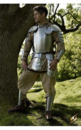 Warrior Complete Armour - XL 200752XL Iron Fortress