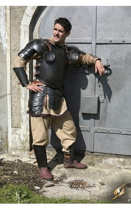 Zbroja mrocznego wojownika - M