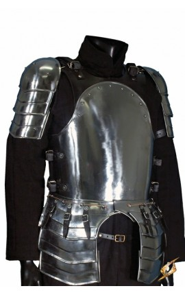 Merc Armour Deal - M/L - Black 20075751 Iron Fortress