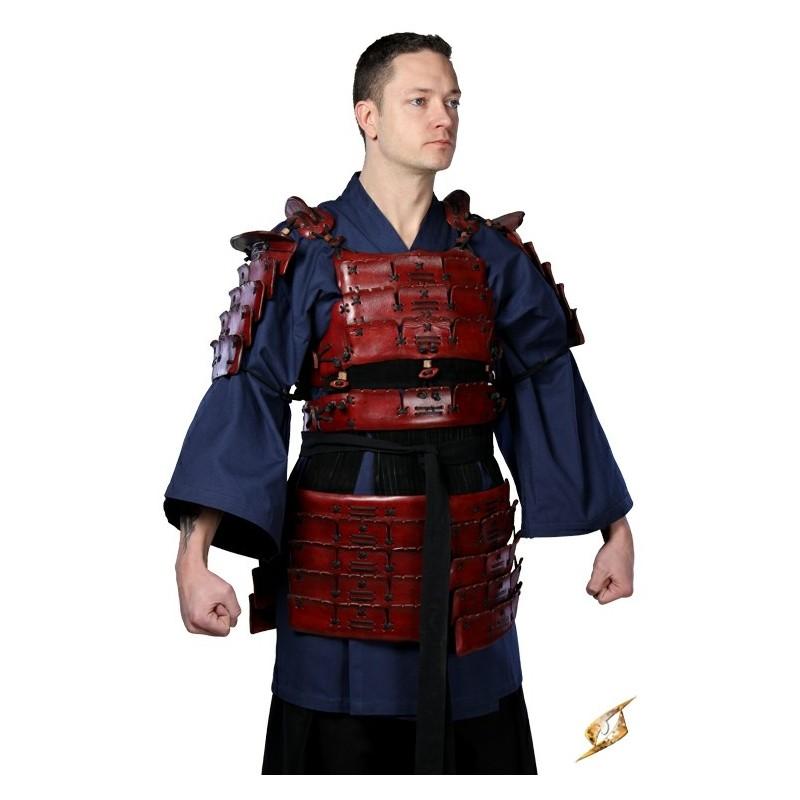 Samurai Armour Red M L