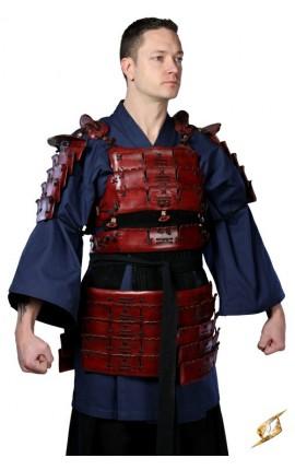 Samurai Armour - Red - M/L