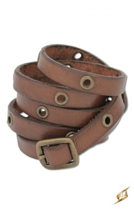 Multistrap Bracelet - Brown 10310200 Iron Fortress