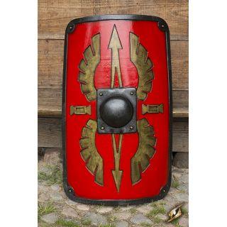 Square Scutum Shield - Red 403022 Iron Fortress