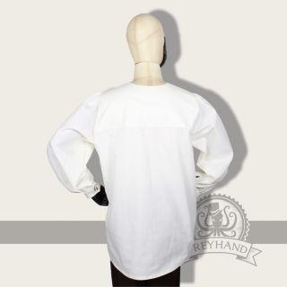 Lonicera Larp Shirt cotton cream L Freyhand