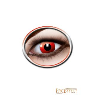Red Eyes - Contact effect Lense