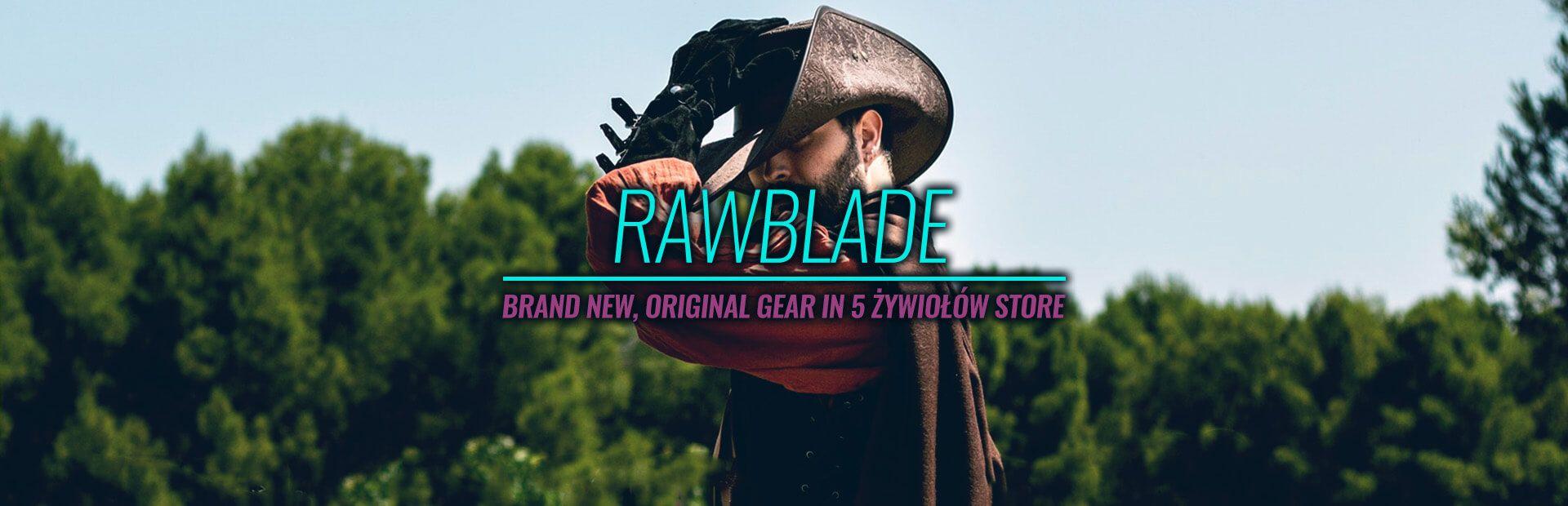 Raw Blade