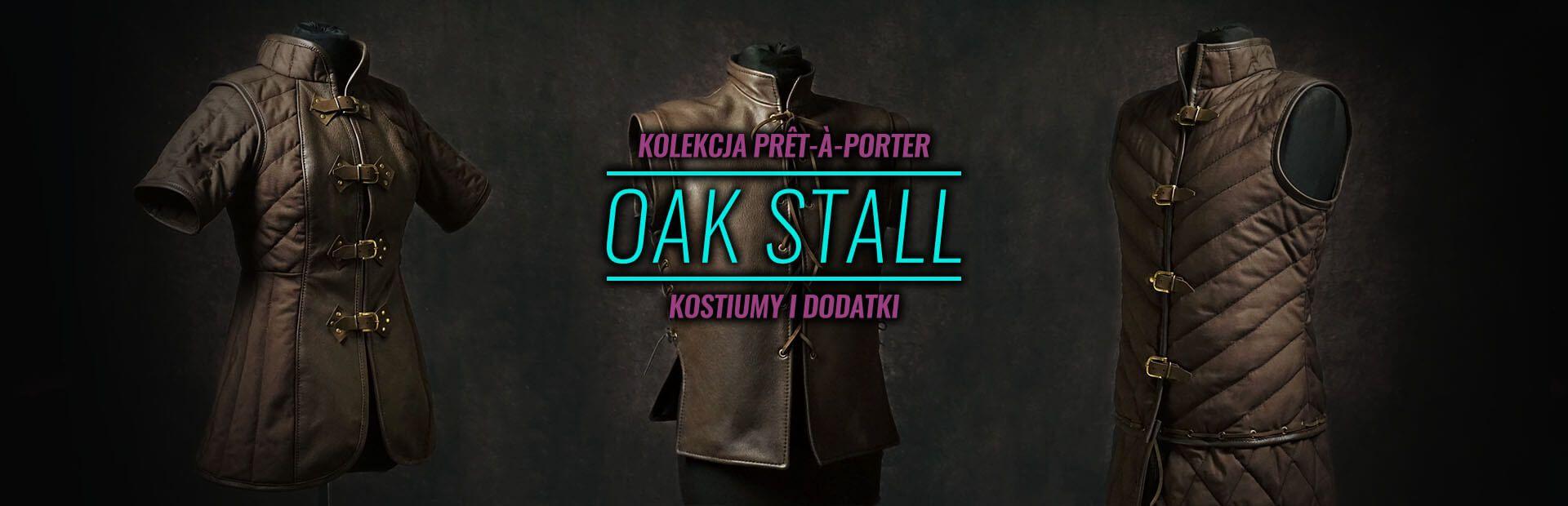 Kolekcja Oak Stall